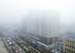 Bakıda havanın tozlu olmasının səbəbi açıqlandı  - VİDEO - FOTO