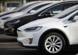 """""""Tesla"""" işi sürətləndirdi: Həftədə 5 min elektromobil"""