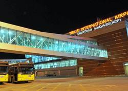 Tbilisi aeroportunun kassasına zəhərli maddə tökən rus saxlanıldı