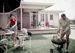 Amerikalıların arxa həyəti - FOTO