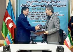 Azərbaycanla İran arasında protokol imzalandı - FOTO