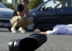 Gəncədə 15 yaşlı oğlanı maşın vurdu
