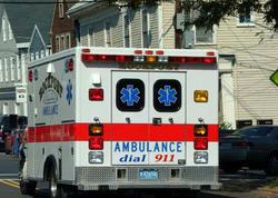 ABŞ-da eyvanın uçması nəticəsində azı 15 nəfər yaralanıb