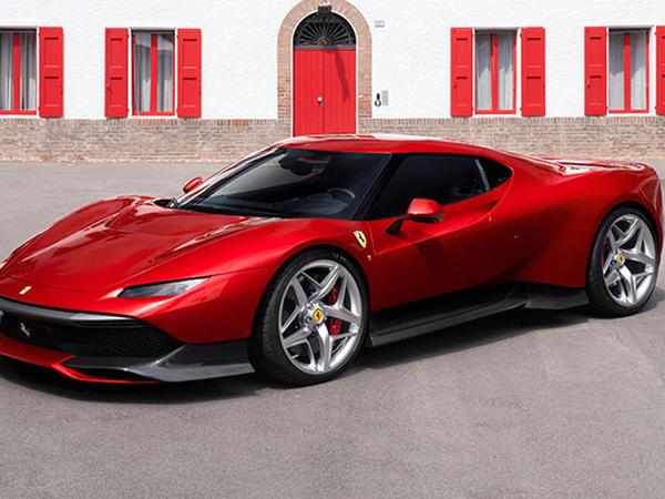 Ferrari-dən unikal superkar - FOTO
