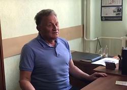 Rusiyada oğurlanan biznesmen belə xilas edildi - VİDEO