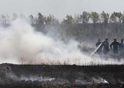 Ermənilər torpaqlarımıza od vurdular  - FOTO