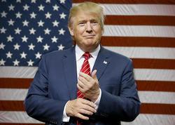 Tramp 2020-ci ildə yenidən prezidentliyə namizədliyini irəli sürəcəyini bildirib