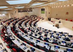 Gürcüstan parlamenti hökumətin yenilənmiş tərkibini təsdiq edib