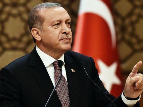 """Ərdoğan: """"Fəxr edirəm ki, türk xalqının nümayəndəsiyəm"""""""