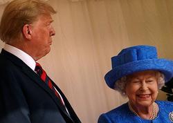 Böyük Britaniya şahzadələri Trampla görüşməkdən imtina ediblər