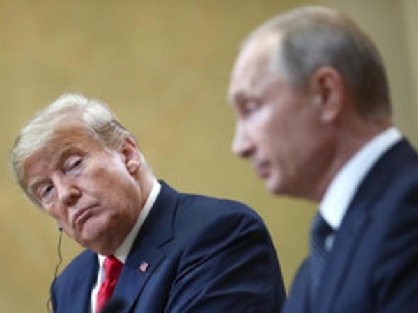 Tramp Putinə nə hədiyyə edib?