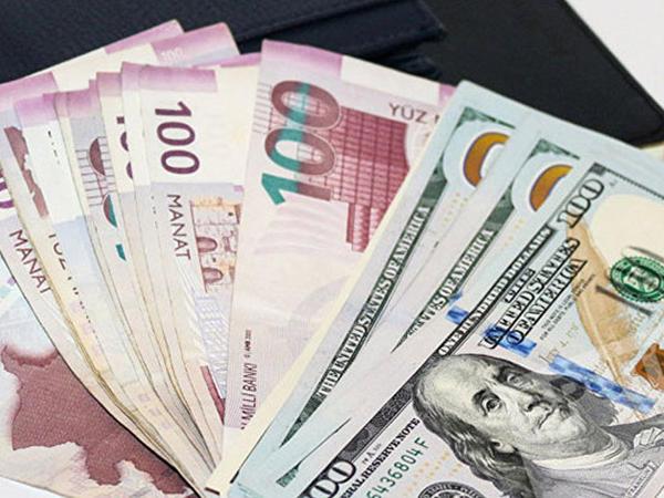 Noyabrın 30-da manatın dollara qarşı məzənnəsi