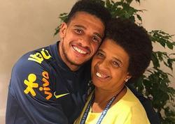 Braziliyalı futbolçunun anası oğurlanıb