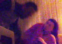 """16 yaşlı baldızına təcavüzün gizli kamera görüntüləri üzə çıxdı - <span class=""""color_red""""> Divanda ... - FOTO</span>"""