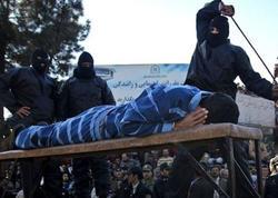 İranda nə üstündə şallaqlana bilərsən?
