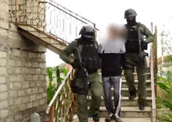 Gürcüstanda azərbaycanlılar saxlanıldı - VİDEO