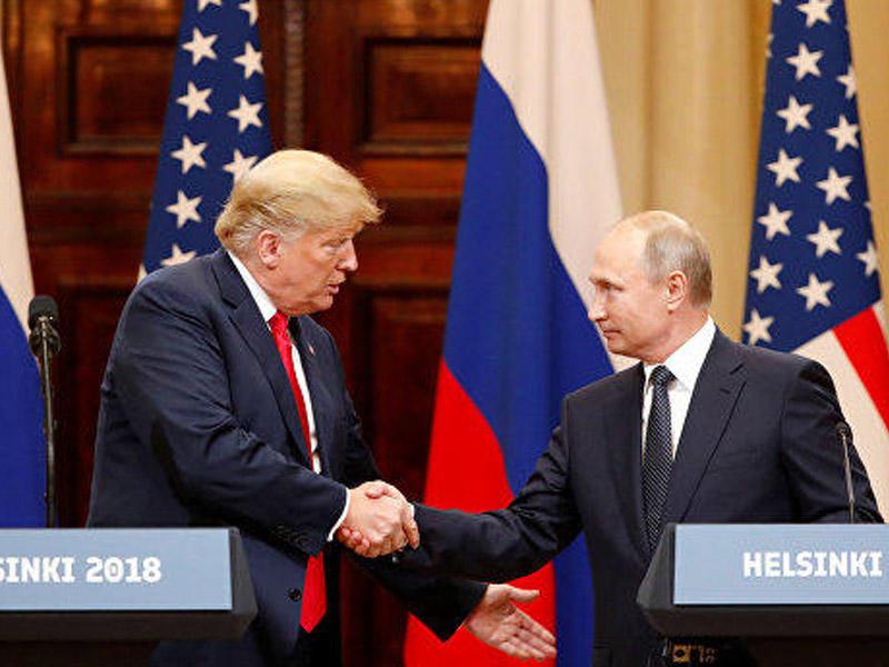 Tramp Rusiyanın adamıdır?-Çoxdan gözlənilən hesabat açıqlandı: NƏTİCƏ BƏLLİDİR