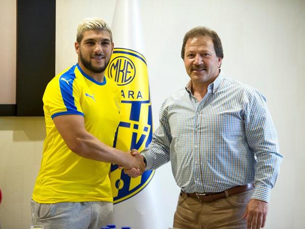 Super Liqada yeni transfer
