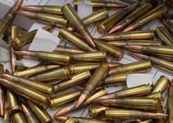 Sabunçuda silah-sursat tapıldı