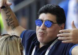 """Maradona: """"Argentina məni utandırdı"""""""