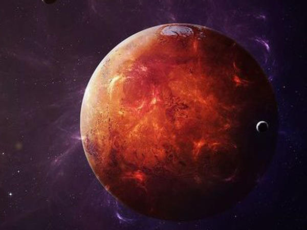 NASA: Marsda canlı həyat məhv olub - FOTO