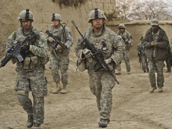 Əfqanıstanda iki ABŞ hərbçisi ölüb