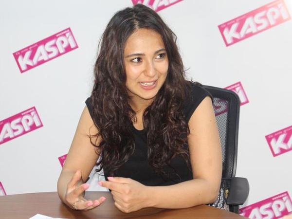"""Azərbaycanlı aktrisa: """"Hər gün evlilik təklifi alıram desəm..."""" - FOTO"""