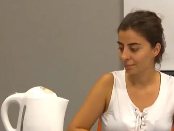 """Azərbaycanda ilk dəfə """"ağıllı çaydan"""" istehsal olundu - VİDEO - FOTO"""
