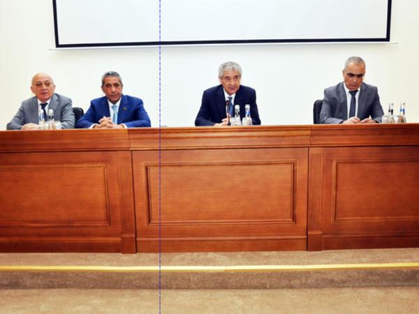 Yeni Azərbaycan Partiyası ümumrespublika müşavirəsi keçirib - FOTO