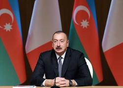 """Prezident İlham Əliyev: """"İtaliya və Azərbaycan çox yaxın dost, tərəfdaş ölkələrdir"""""""