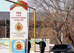 Rusiya bazasının hərbi təlimi Panik kənd sakinlərini təlaşa salıb