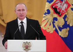 Putin Ukrayna və Gürcüstana görə xəbərdarlıq etdi