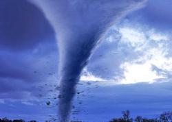 ABŞ-da tornado baş verib, yaralananlar var