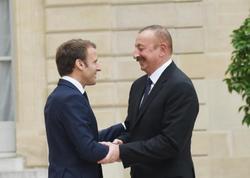 Paris-Bakı əlaqələri yeniləndi: İrəvan çox narahatdır