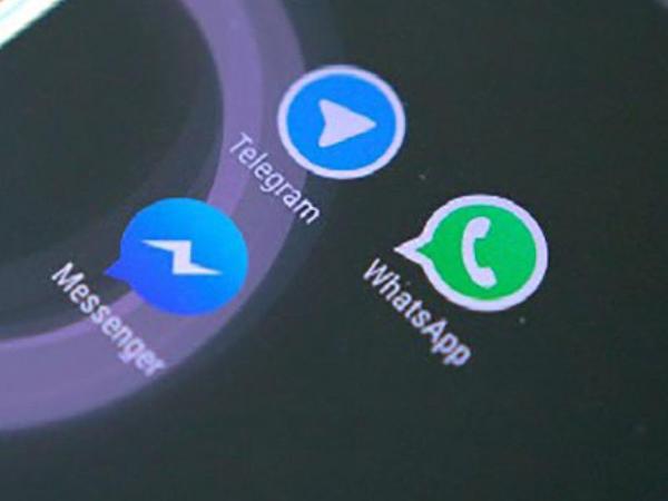 """""""WhatsApp"""", """"Facebook"""" və """"Telegram""""..."""