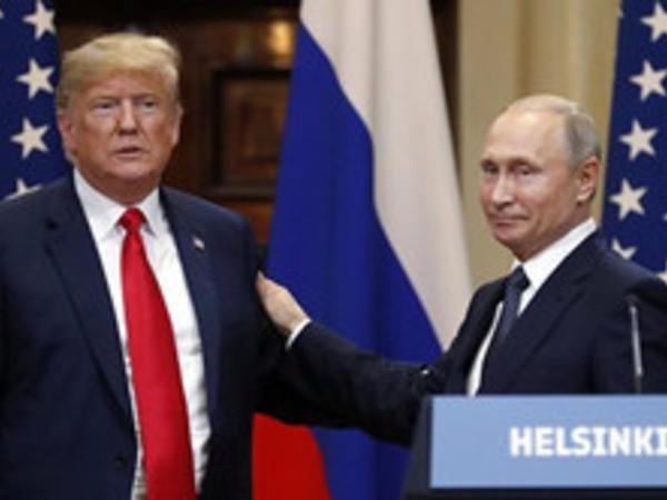 """""""Trampla Putinin danışıqları son dərəcə vacibdir"""""""