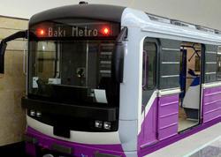 Enerjinin nəqlindəki fasilənin metroda qatarların hərəkətinə təsiri çox olmayıb