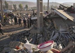 İranda zəlzələ: yaralıların 287 nəfərə çatıb - YENİLƏNİB - FOTO