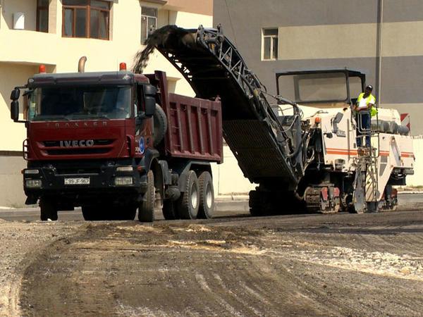 Azərbaycan Çindən 112 adda yol texnikası və maşın mexanizmi alıb