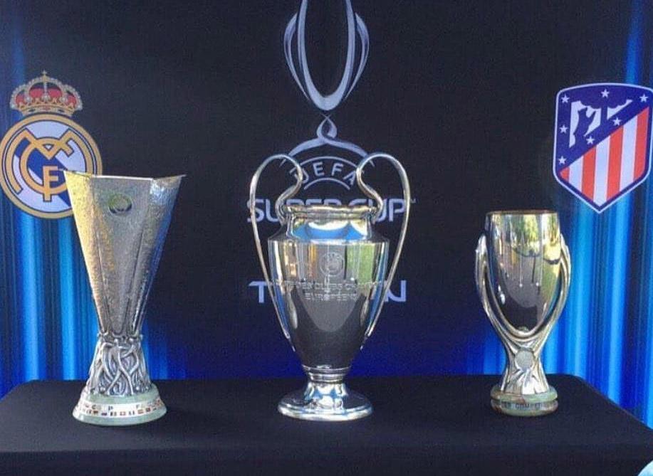 UEFA Super Kuboku uğrunda oyunun hakimləri məlum oldu