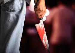 Daşkəsəndə gənc oğlan bıçaqlanıb