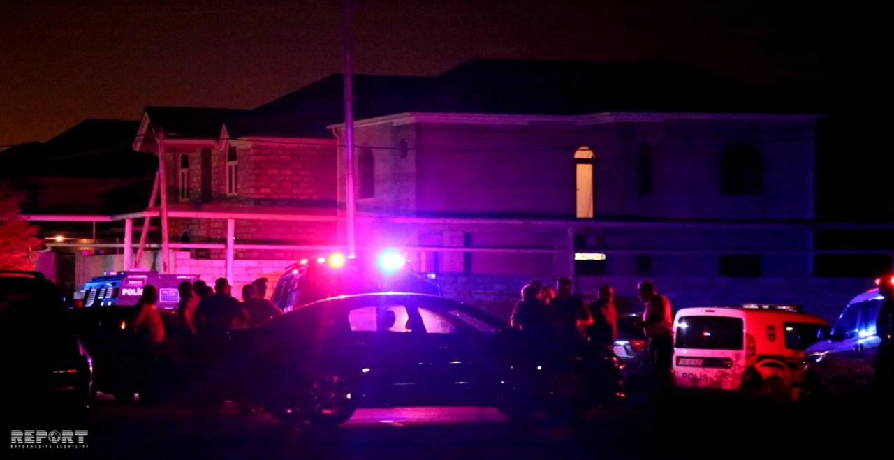 Bakıda restoranda silahlı insident: ölən və yaralanan var - FOTO