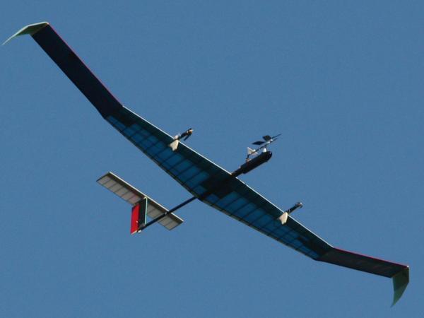 Zephyr dronu 26 gün havada qalıb