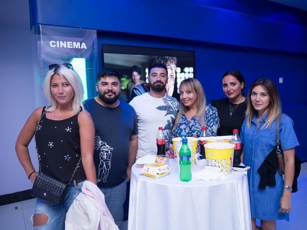 """CinemaPlus"" da qızmar ""Kino Gecəsi"" keçirildi - <span class=""color_red"">FOTO</span>"