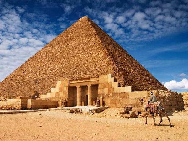 Misir piramidlərinin sirri