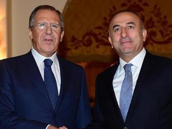 Türkiyə və Rusiya XİN başçıları Qarabağ münaqişəsinin həllini müzakirə etdi