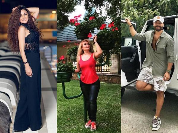 "Azərbaycan şou-biznesi İnstagram-da - <span class=""color_red"">FOTO</span>"