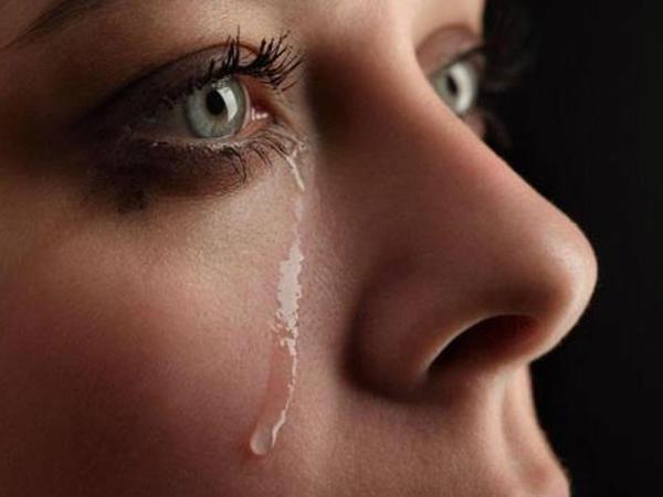 Peyğəmbər (s) ağlamağı qadağan etməyib