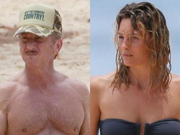 Aktyor özündən 31 yaş kiçik sevgilisi ilə Havay adalarında - FOTO