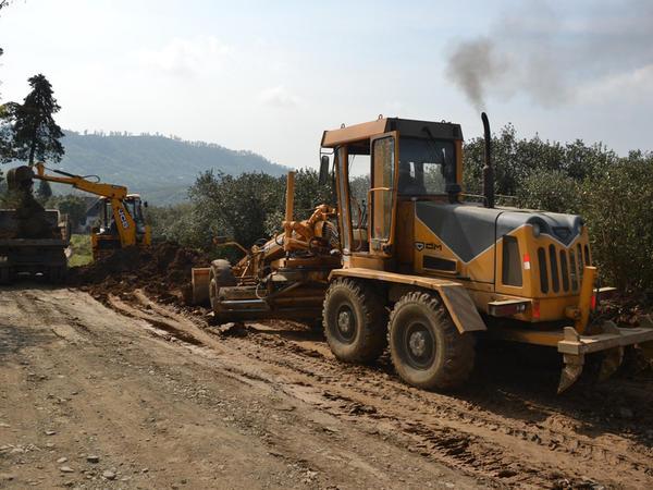"""Astarada turizm əhəmiyyətli avtomobil yolunun inşası başa çatır - <span class=""""color_red"""">FOTO - VİDEO</span>"""